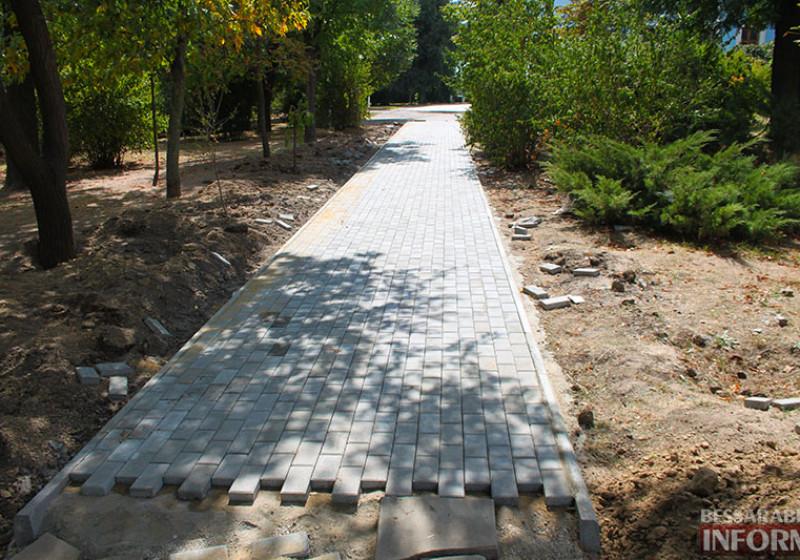 IMG_5625-800x560 Завершающий этап ремонта центрального фонтана в Измаиле стартовал (фото)