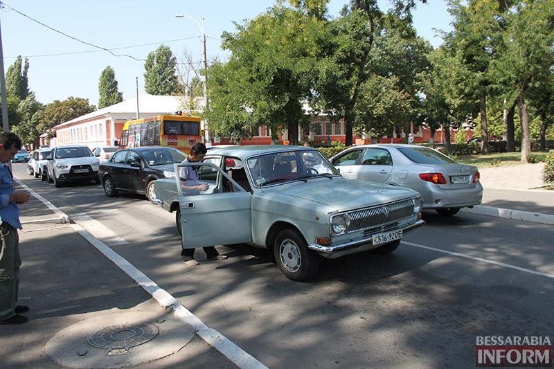IMG_6196 В Измаиле сбили пешехода на зебре (фото)