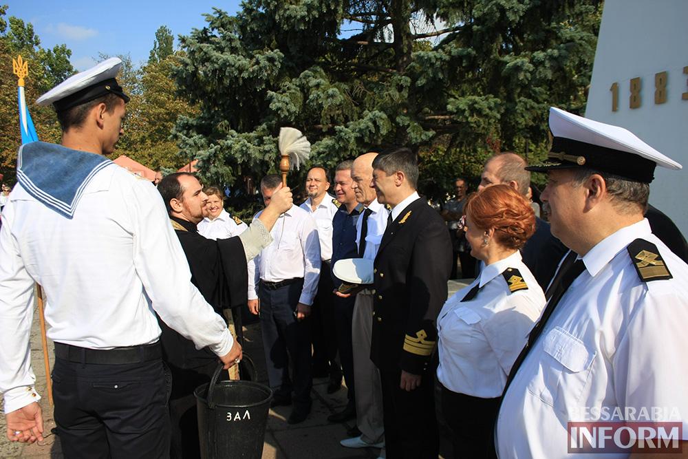 "IMG_7568 В Измаиле моряки-первокурсники ""ОНМА"" приняли присягу (фото)"