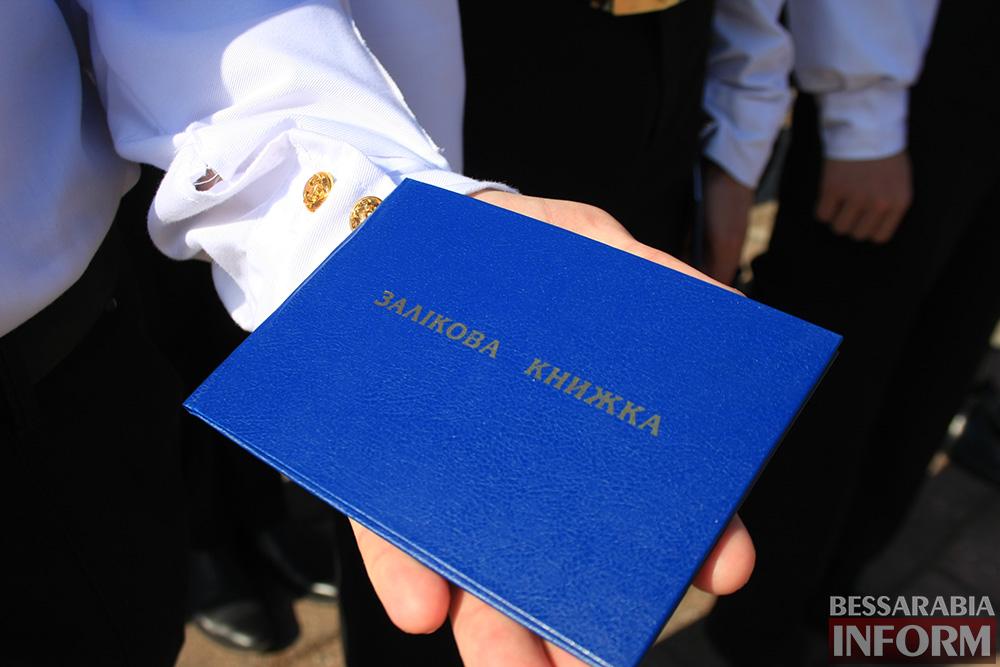"IMG_7732 В Измаиле моряки-первокурсники ""ОНМА"" приняли присягу (фото)"