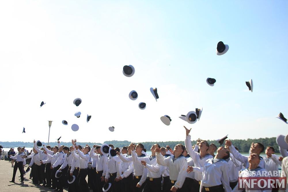 "IMG_7771 В Измаиле моряки-первокурсники ""ОНМА"" приняли присягу (фото)"