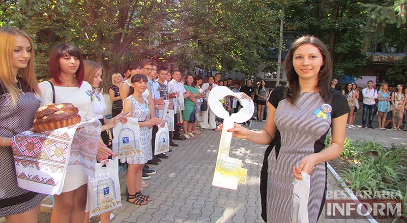 Измаил: управленческую элиту Бессарабии готовят в Придунайском филиале МАУП (видео)