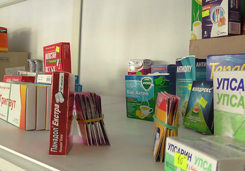 В Затоке накрыли сеть аптек, незаконно реализовывавших лекарства (фото)