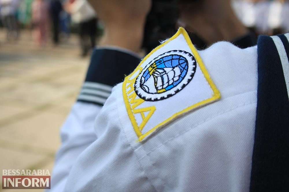 "ava В Измаиле моряки-первокурсники ""ОНМА"" приняли присягу (фото)"
