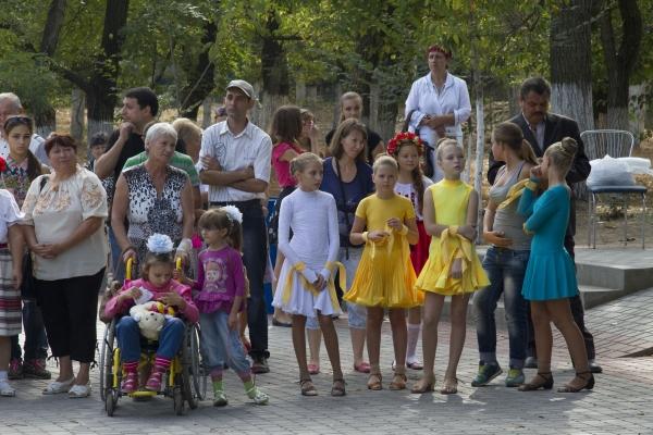 festival-4 В Аккермане людям с ограниченными возможностями подарили праздник