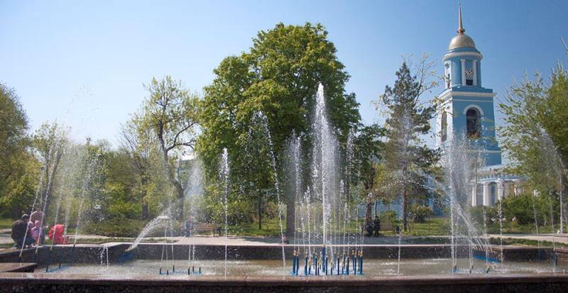 fontan2 Сегодня Измаил празднует 425-ю годовщину
