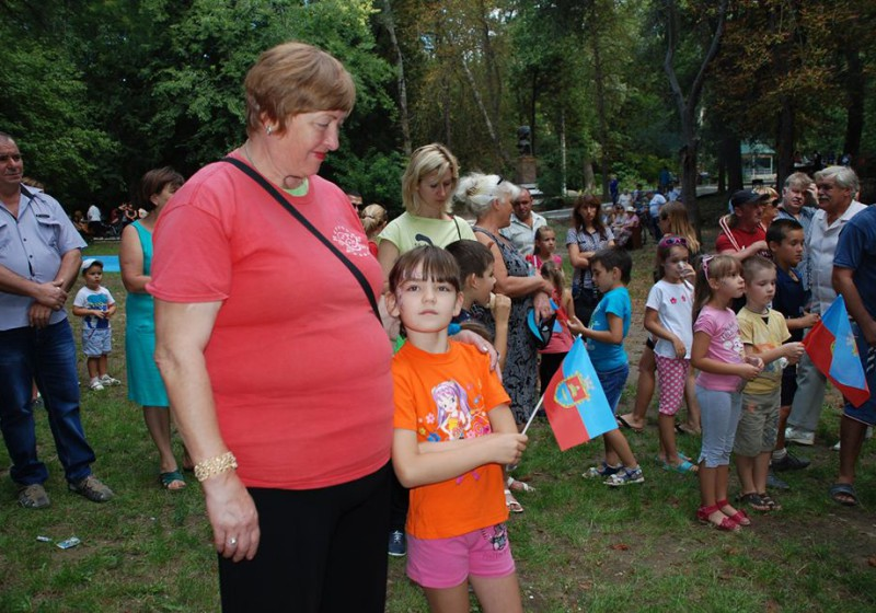 В Болградский городской парк возвращается жизнь