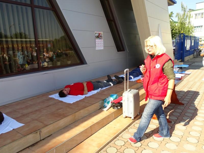 pt5-800x600 В Измаиле Общество Красного Креста обучало азам оказания первой медпомощи (фото)