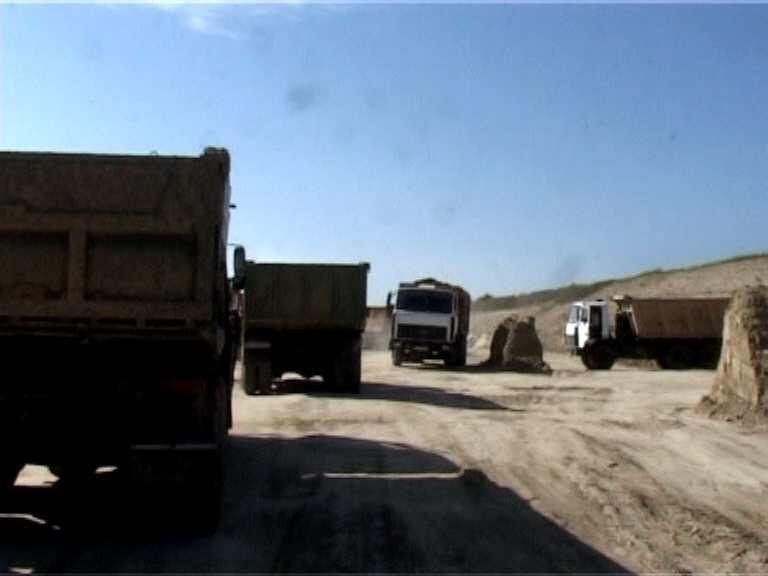 Вокруг Рени продолжается строительство объездной дороги