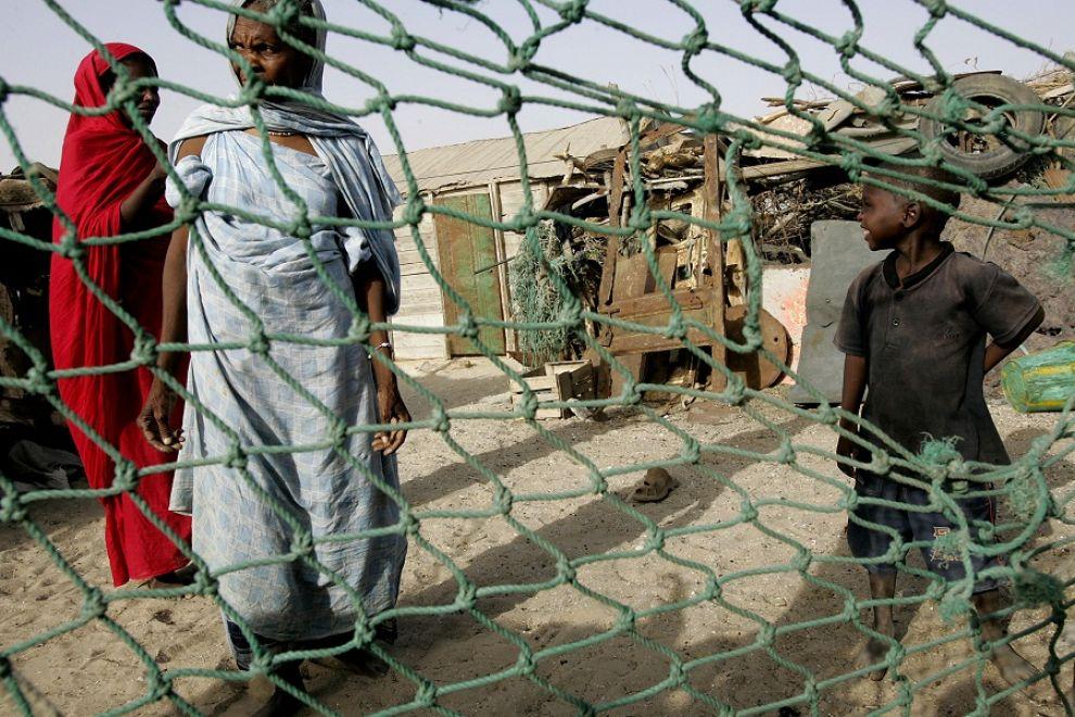 XXI век: страна, где процветает рабство