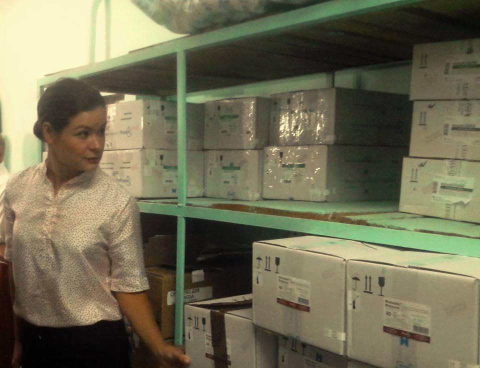 Бесплатные лекарства: мифы и реальность от Одесского облздрава