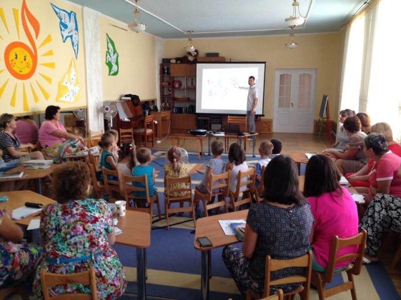 """Измаил: в детском саду """"Дельфиненок"""" ввели прогрессивную образовательную методику (фото)"""