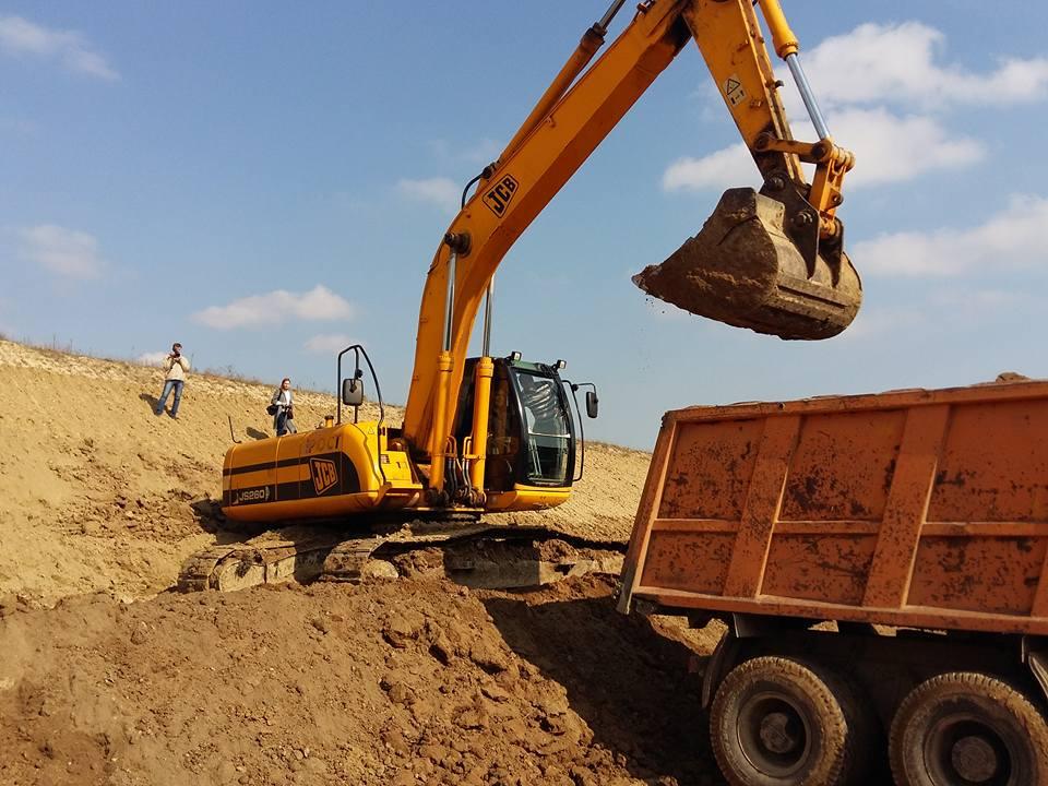 Саакашвили посетил Бессарабию и проинспектировал строительство трассы Одесса-Рени (ФОТО, ВИДЕО)