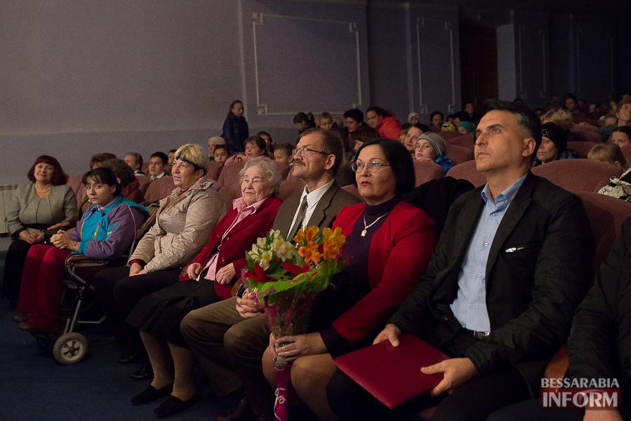 134 Юбилей Измаильского детского Фонда - 25 лет доброты и участия