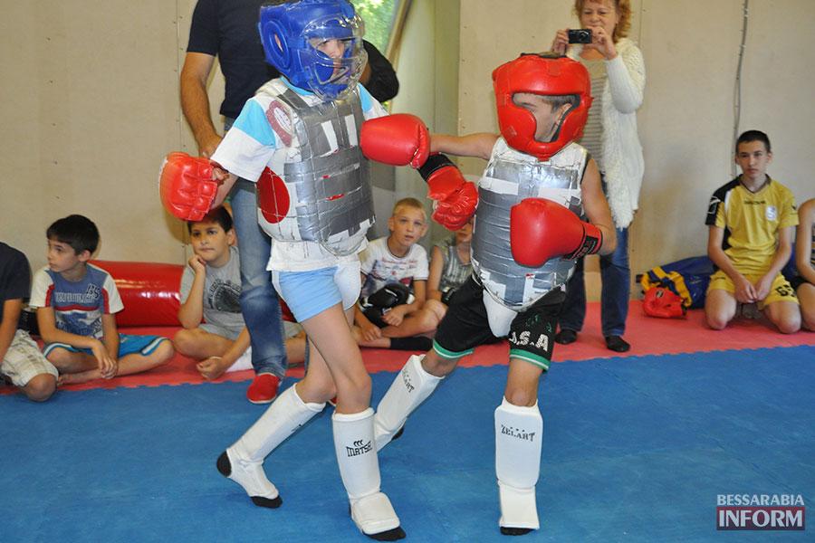 В Измале соревновались любители боевых искусств (фоторепортаж)