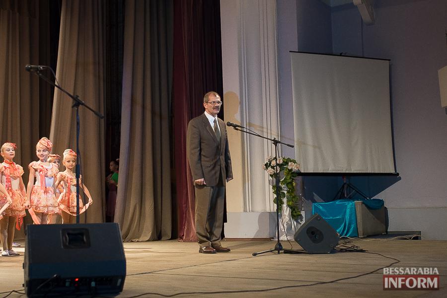 154 Юбилей Измаильского детского Фонда - 25 лет доброты и участия