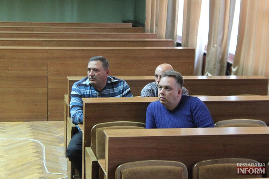 210 Глава Измаильского района встретилась с представителями среднего бизнеса