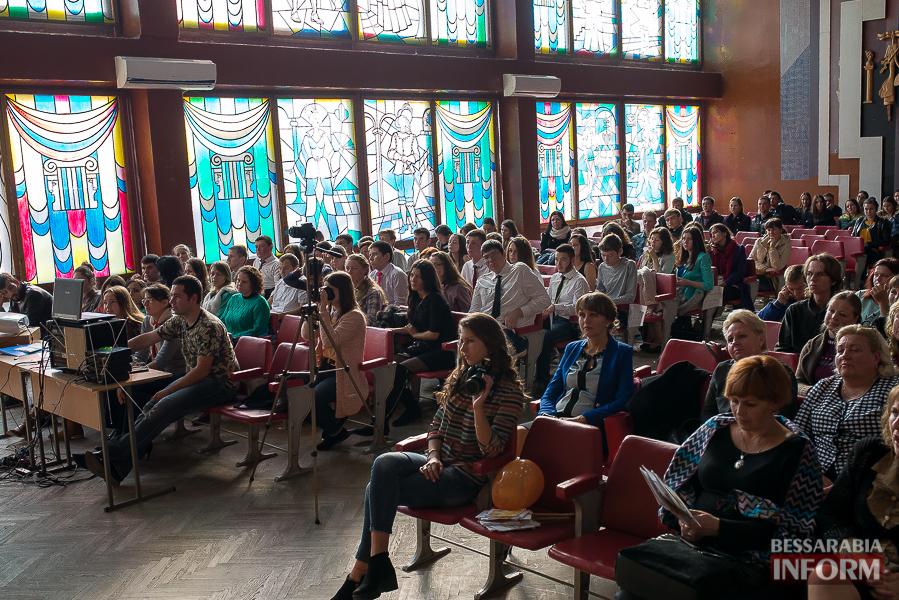 Измаил: 54 первокурсника ИГГУ посвятили в студенты (фото)