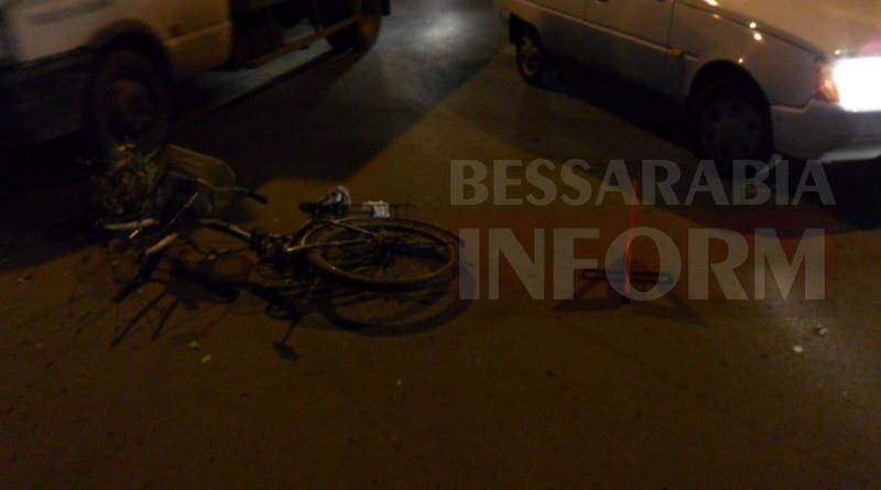 В Измаиле сбили велосипедиста (ФОТО)