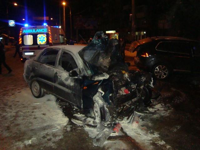 ДТП с участием детей украинских VIP-ов: дорогие авто, алкоголь и тяжкие последствия (фото,видео)