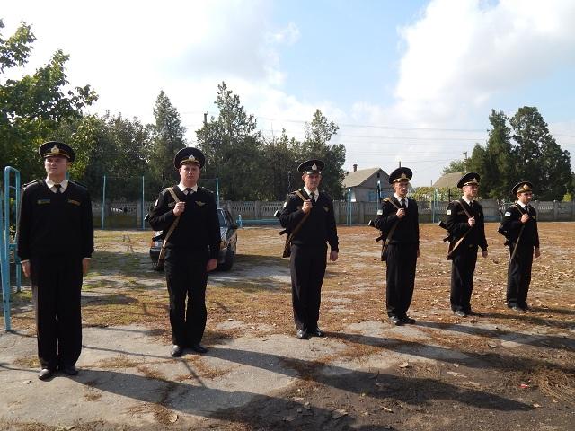 Килийский р-н: в Дмитровке установлена мемориальная доска воину-пограничнику (фото)