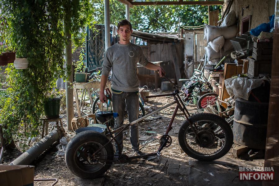 79 Молодой измаильский конструктор покоряет дороги своими изобретениями (фото)