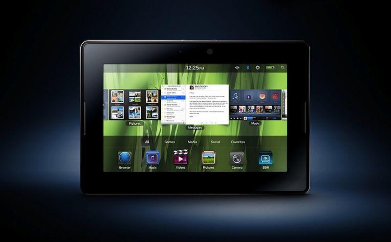 BlackBerry-PlayBook-2011 10 крупнейших провалов, случившихся на рынке гаджетов за последние годы