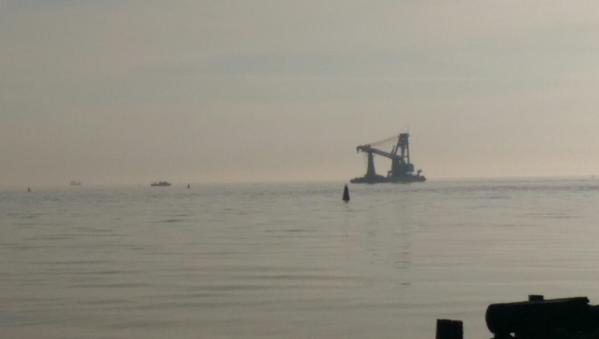 CRqaQnDVEAAc1f9 Подробности крушения катера в Затоке - обнаружены еще двое погибших