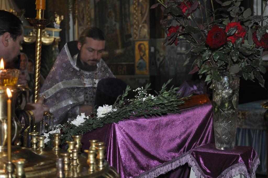 В Измаил привезли святые мощи (фото)