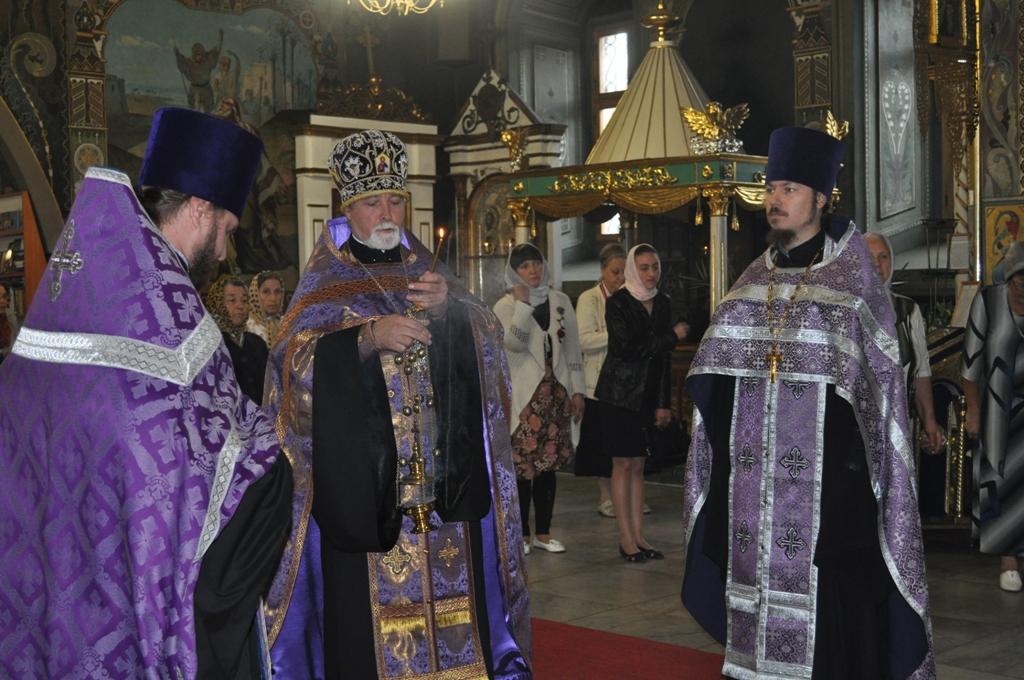 DSC_0771 В Измаил привезли святые мощи (фото)