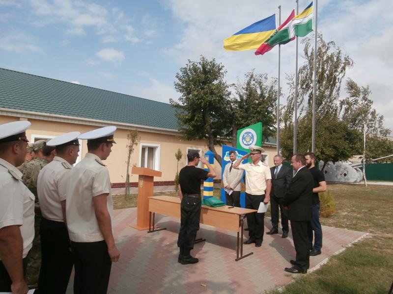 Foto-728 Измаильские моряки-пограничники получили сертификаты международного класса (фото)