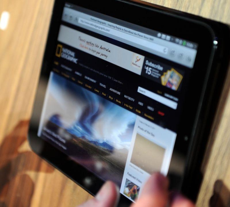 HP-TouchPad-2011 10 крупнейших провалов, случившихся на рынке гаджетов за последние годы