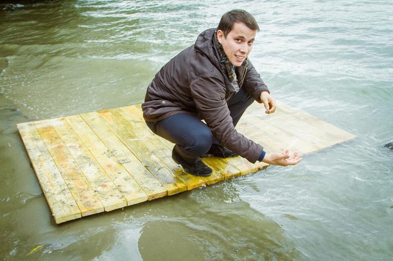 IMG_4940 В Бессарабии в Дунай выпустили 2000 мальков осетровых
