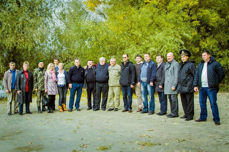 В Бессарабии в Дунай выпустили 2000 мальков осетровых