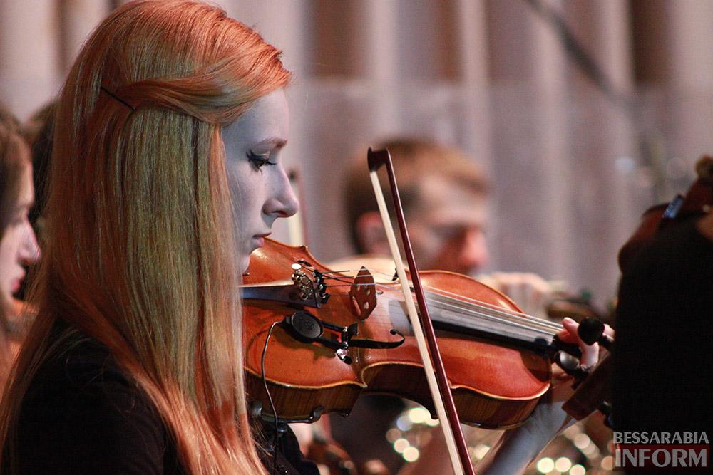Одесский симфонический оркестр в третий раз покорил Измаил (фоторепортаж)