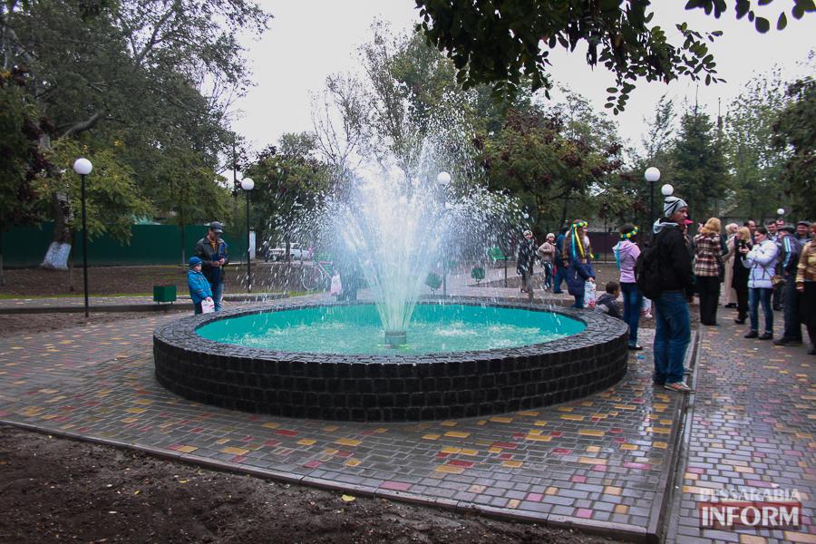 IMG_7985 В Килии запустили новый цветной фонтан (фото)