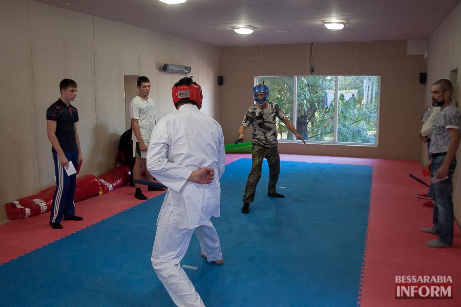 IMG_9369 В Бессарабии скрестили катаны самураи (фото)