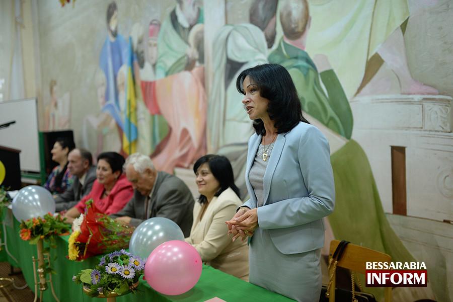 Измаильский институт водного транспорта отметил День рождения (фото)