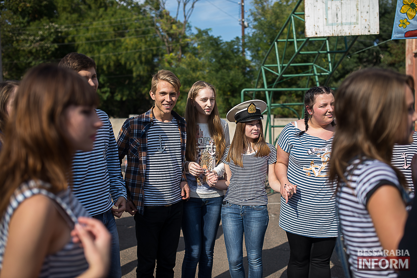 SME_0109 Измаил: в ОШ №16 прошла благотворительная сладкая ярмарка (фото)