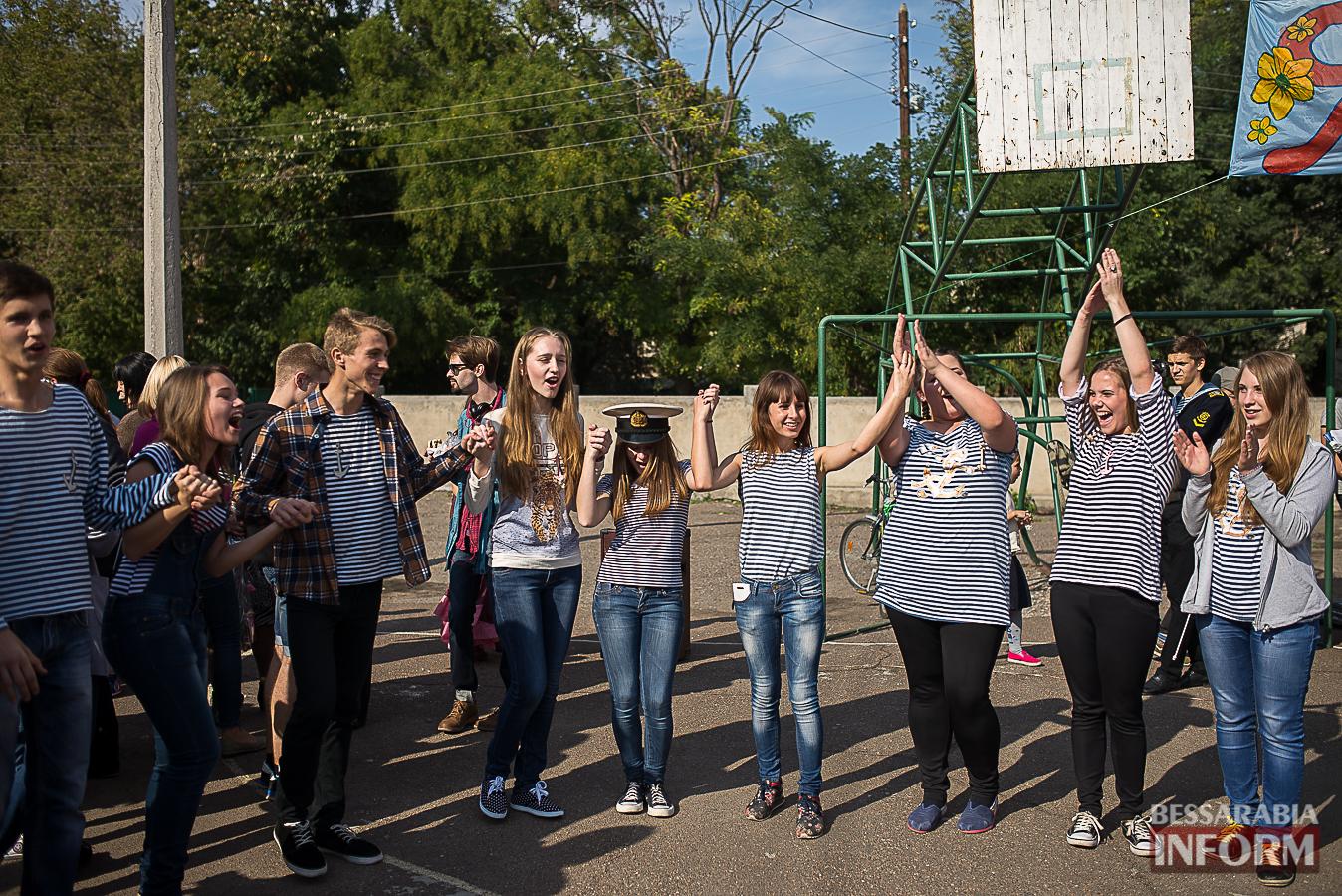 SME_01121 Измаил: в ОШ №16 прошла благотворительная сладкая ярмарка (фото)