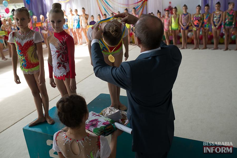 Измаил: праздник грации на турнире по художественной гимнастике «Бессарабская осень» (фоторепортаж)