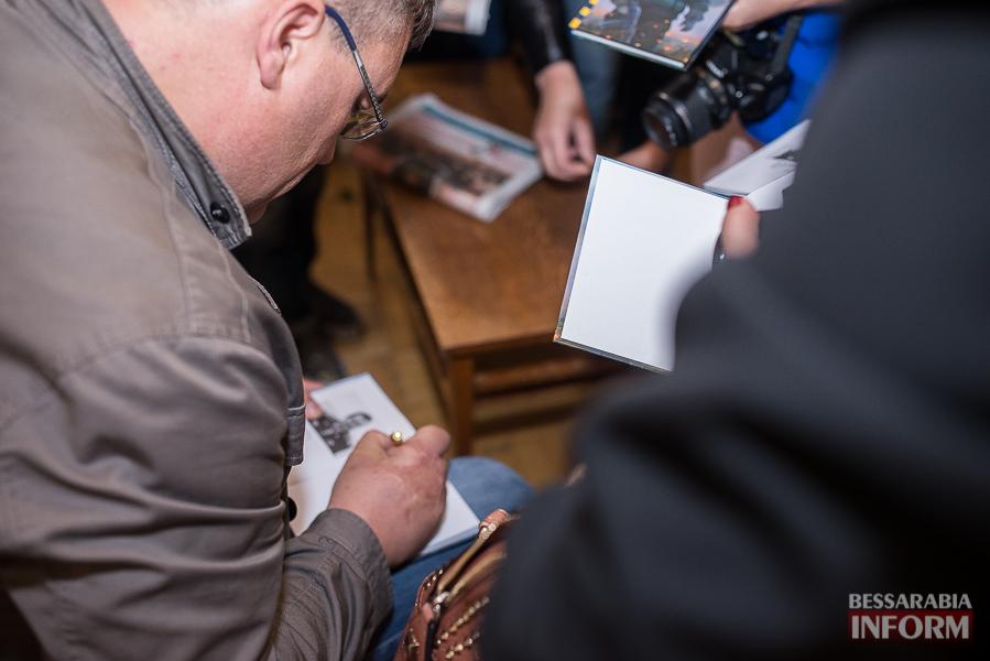 SME_1874 В Измаиле прошла презентация книги о легендарном пограничнике Игоре Момоте, который погиб в АТО