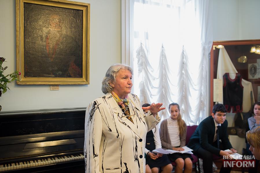 Музыка и поэтическое искусство родного Измаила в музее А.В. Суворова (фото)