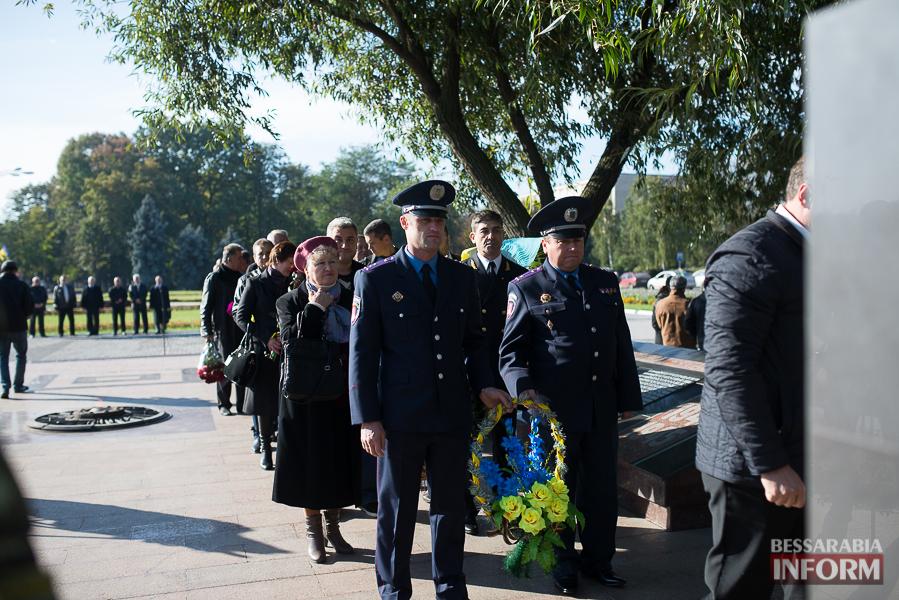SME_4997 В Измаиле состоялось торжественное возложение цветов по случаю Дня защитника Украины