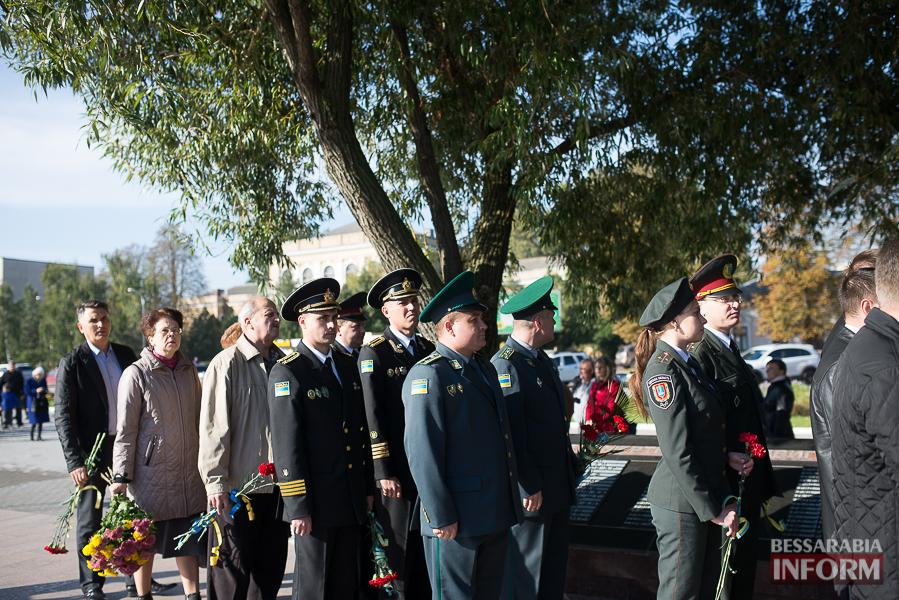 SME_5012 В Измаиле состоялось торжественное возложение цветов по случаю Дня защитника Украины