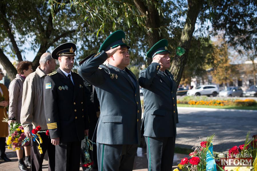 SME_5017 В Измаиле состоялось торжественное возложение цветов по случаю Дня защитника Украины
