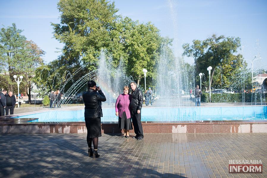 SME_5035 В Измаиле прошло открытие центрального фонтана (фото)
