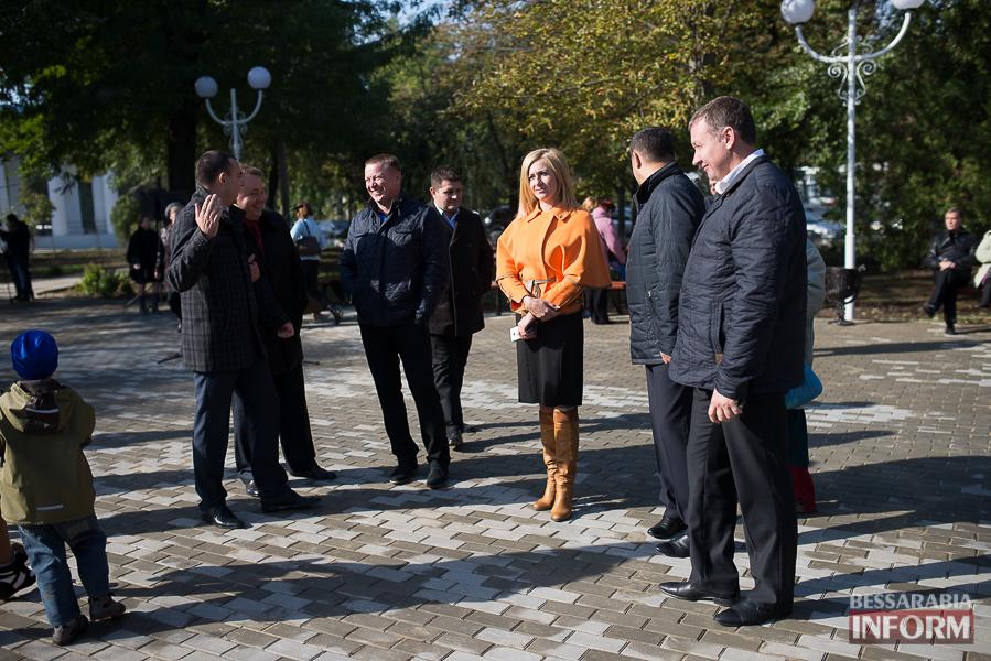 SME_5047 В Измаиле прошло открытие центрального фонтана (фото)