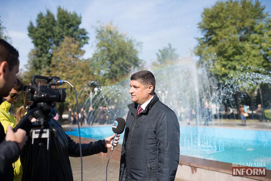 SME_5049 В Измаиле прошло открытие центрального фонтана (фото)