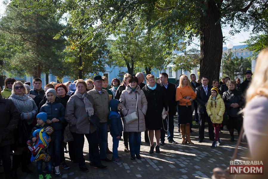 SME_5061 В Измаиле прошло открытие центрального фонтана (фото)